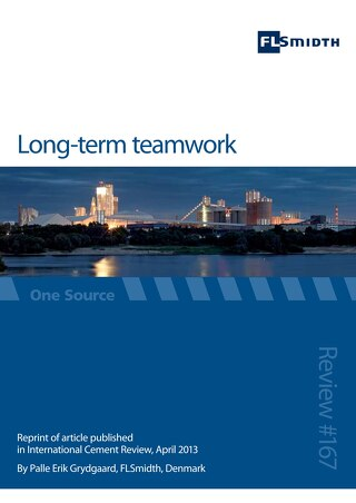 Long-term teamwork