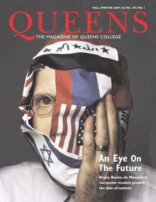 Queens Magazine - Fall/Winter 2009-10