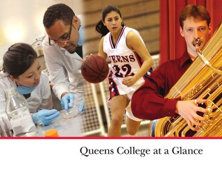 Queens College at a Glance