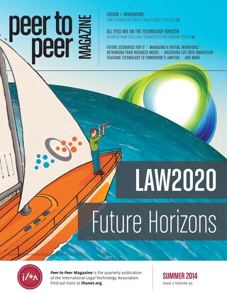 Law2020: Future Horizons (Summer 2014)