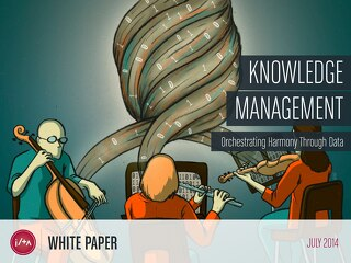 July 2014: Knowledge Management