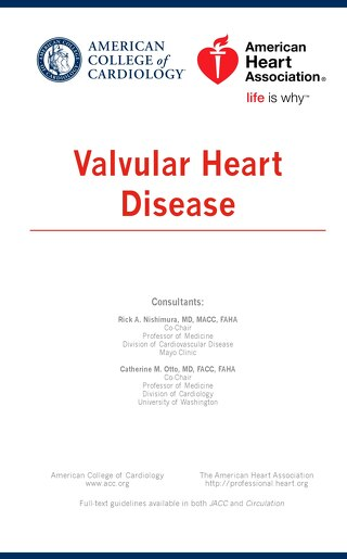 2017 Update Incorporated - Valvular Heart Disease