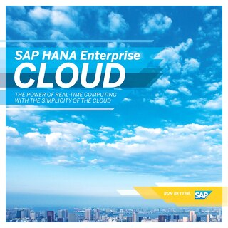 SAP HANA Enterprise Cloud
