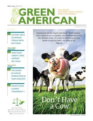 Green American #99, Fall 2014