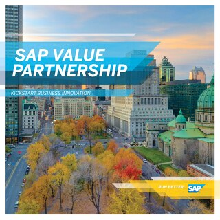 SAP Value Partnership Service