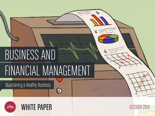 October 2014: Business and Financial Management