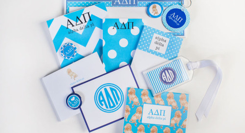 Attention ALPHA DELTA Pi sisters and alumnae!*ENTER NOW* to win...