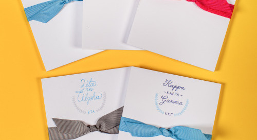 Wrap up these little cuties for the sorority sister in your...