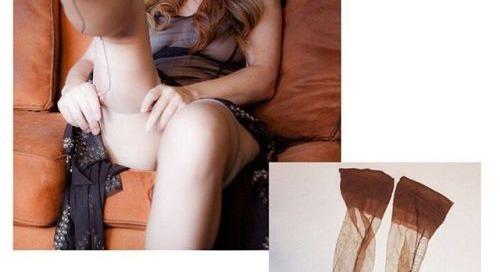 Own @SovereignSyre #Stockings from @STRIPLVMAG shoot....