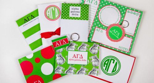 Attention ALPHA GAMMA DELTA sisters and alumnae! Enter this...