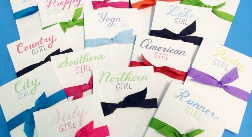 What kind of girl are you? Hope you get to enjoy your favorite...
