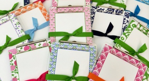Our *NEW* clipboards are in-stock and ready to ship!