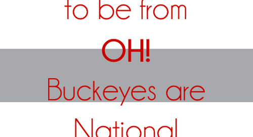 Go Bucks! National Champs!