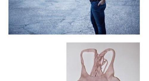 Own @MsSarahVandella #wardrobe Scruffy Girl from @STRIPLVMAG...