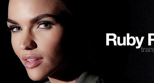 Check out our interview with Ruby Rose she was completely...