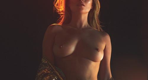 celebleaked:  Kate Moss by Mert Alas and Marcus Piggott for W...