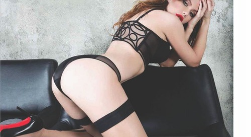 celebleaked:  Yuliya Lasmovich for Playboy Czech Republic |...