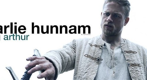 Check out our interview with #Charlie #Hunnam in the latest...