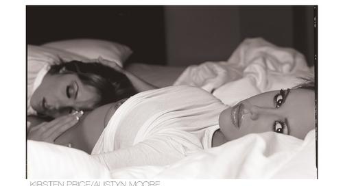 Kirsten Price and Austyn Moore by Santodonato for Striplv...