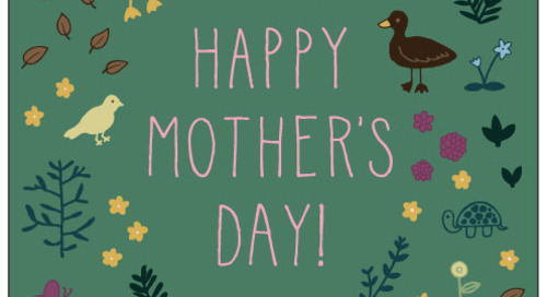 Time to start thinking about mom! Mother's Day 2016 is Sunday,...