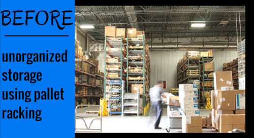 How One Manufacturing Plant Used Compact Mobile Racks to Save Money