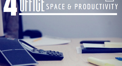 4 Office Tweaks that Increase Space & Productivity