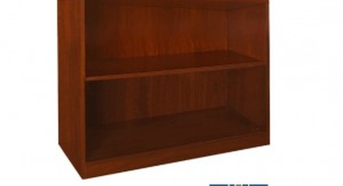 Different Ways To Use Bookcases for Office Storage