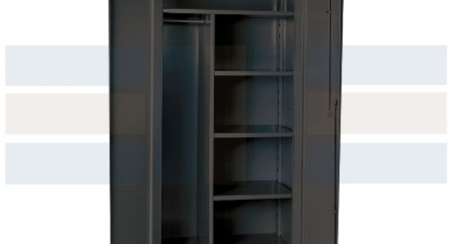Heavy Duty Steel Cabinets for Adjustable Industrial Storage