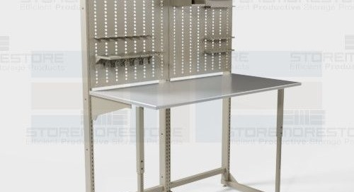 Armory Workbenches for Weapon Maintenance & Repair