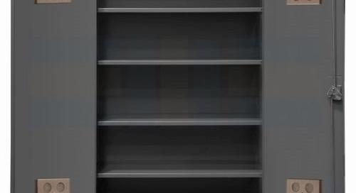 Heavy Duty Outdoor Cabinets | Weatherproof Steel Storage