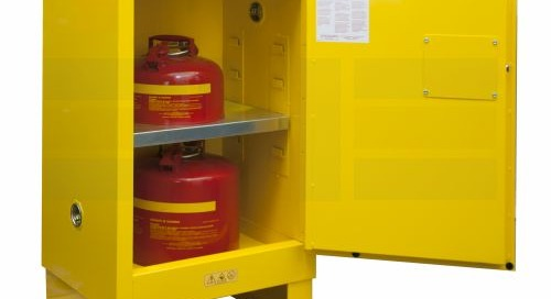 Flammable Storage Safety Cabinets for Hazardous Material
