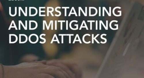 eBook - Understanding and Mitigating DDoS Attacks