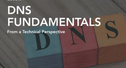 eBook - DNS Fundamentals from a Technical Perspective