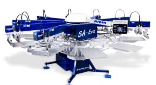 Hirsch Offers New MHM Compact Automatic Press