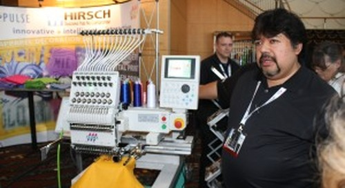 Hirsch Exhibits at Orlando ISS Sept 4-6