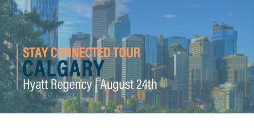 Stay Connected Calgary Recap