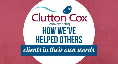 How we've helped others with Conveyancing - in their own words