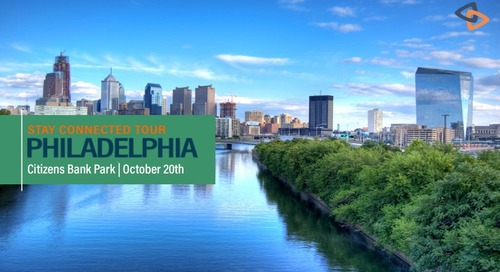 Stay Connected Philadelphia Recap