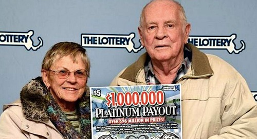Husband, Wife Win $1 Million Prizes Just Months Apart