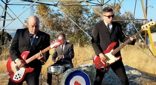 Aging Punk Rockers Have A Message For The Kids: 'F**k Youth!'