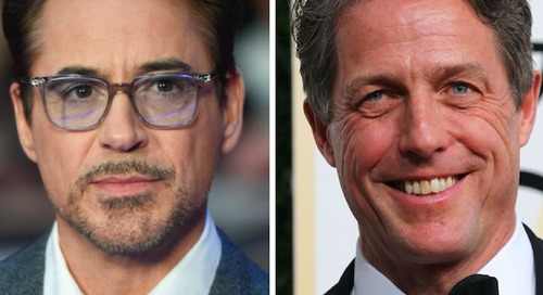 Robert Downey Jr. Responds To Claim He 'Wanted To Kill' Hugh Grant