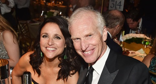 Julia Louis-Dreyfus's Sons Did The Sweetest Thing For Her Last Day Of Chemo