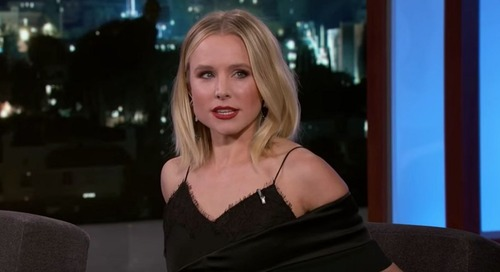 Kristen Bell Spilled On One Of The Dumbest Fights She's Had With Dax Shepard