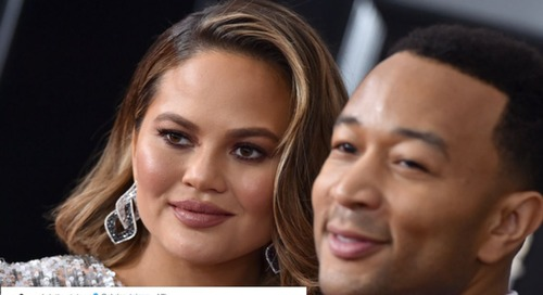 Chrissy Teigen's Complaint About John Legend 'Is Marriage Summed Up In One Tweet'