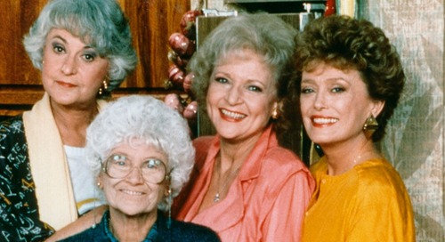 Here's What 'The Golden Girls' Taught Us About LGBTQ Equality