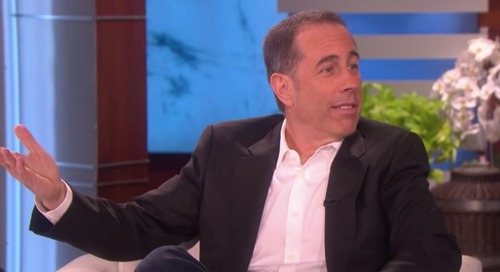 Jerry Seinfeld Says 'It's Possible' He Could Bring Back 'Seinfeld'
