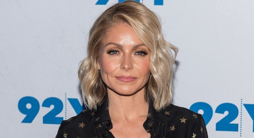 Kelly Ripa Says 'Thoughts And Prayers Are Not Enough Anymore' After Deadly Mass Shooting