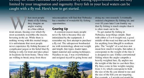 Fly-Fishing Primer