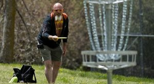 Disc golfers to compete in 3-disc challenge at Chadron State Park