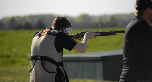 Lincoln Pius' Alberts wins 16-yard title at Cornhusker Trapshoot